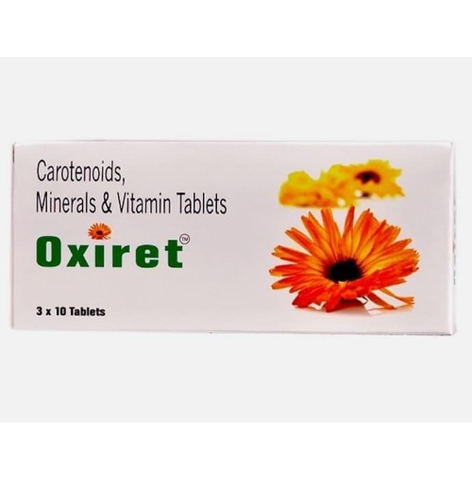 Oxiret Tablet