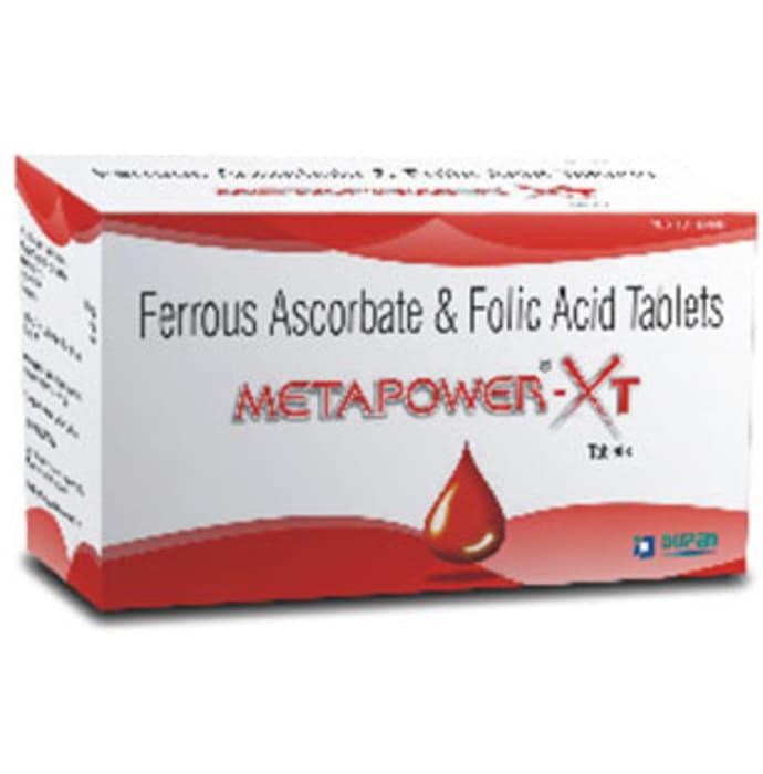 Metapower XT  Tablet