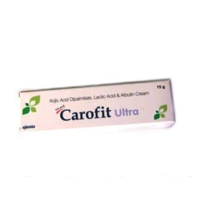Carofit Ultra Cream