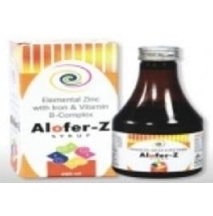 Alofer-Z Syrup