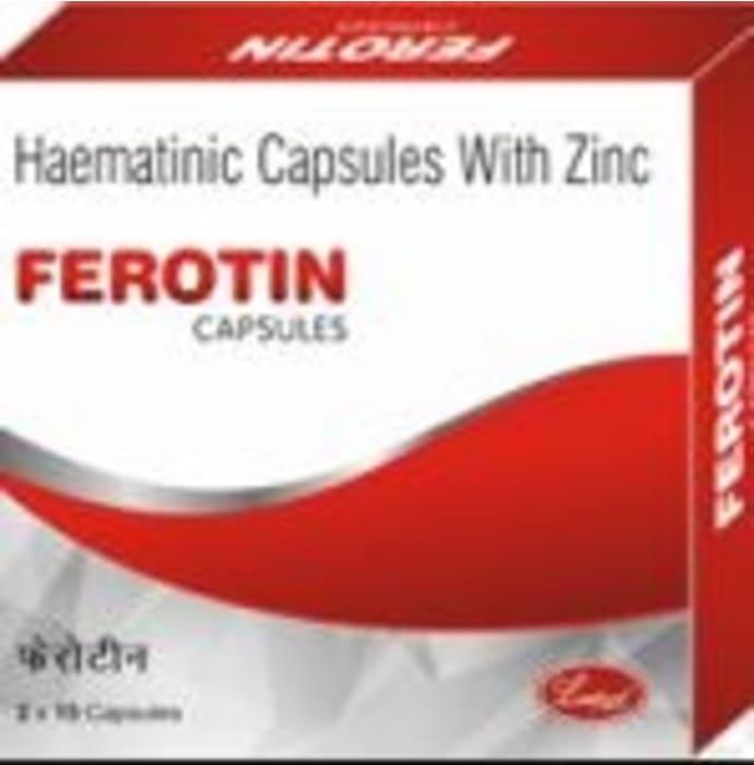 Ferotin Capsule