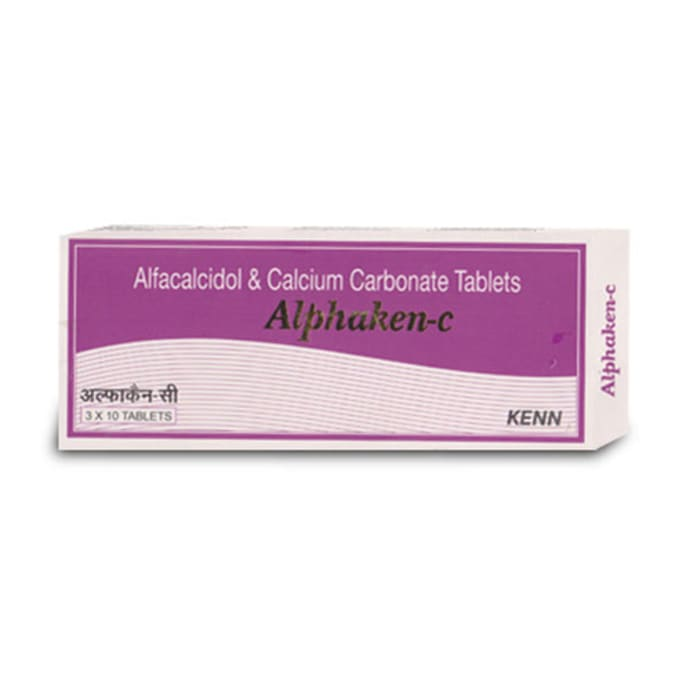 Alphaken-C Tablet