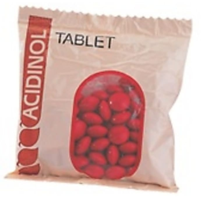 Acidinol Tablet