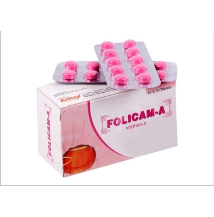 Folicam A Tablet
