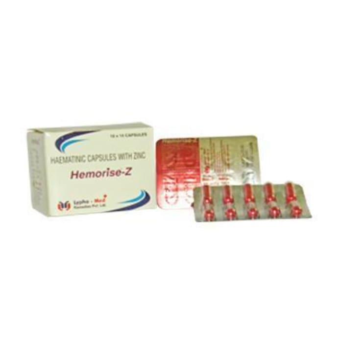 Hemorise-Z Capsule