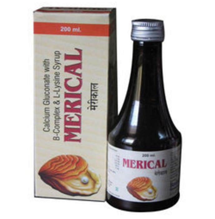 Merical Syrup