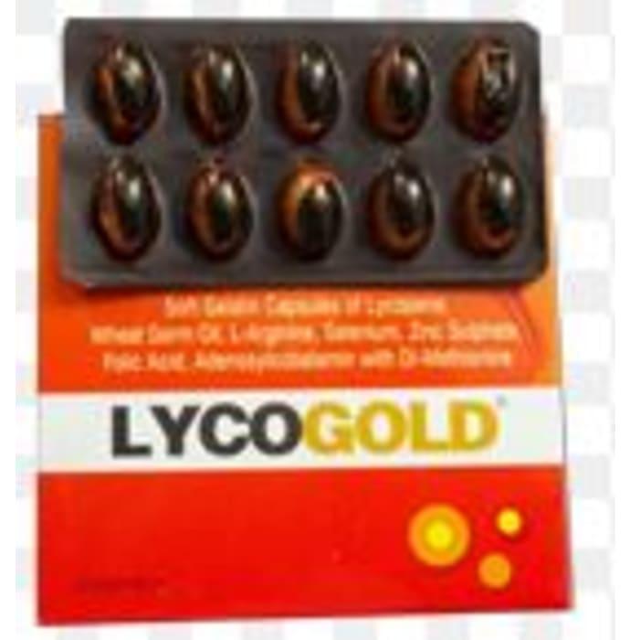 Lycogold  Capsule