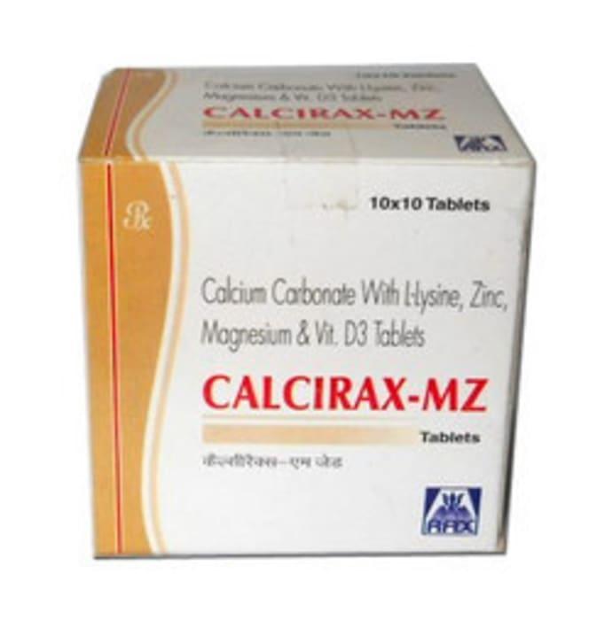 Calcirax-MZ Tablet
