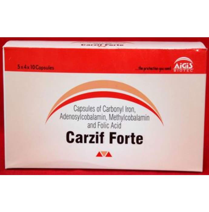 Carzif Forte Capsule