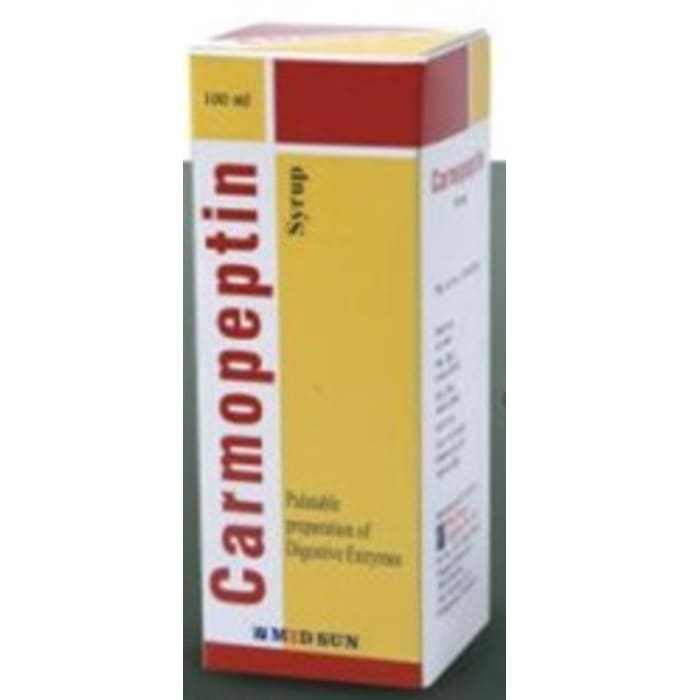 Carmopeptin Syrup
