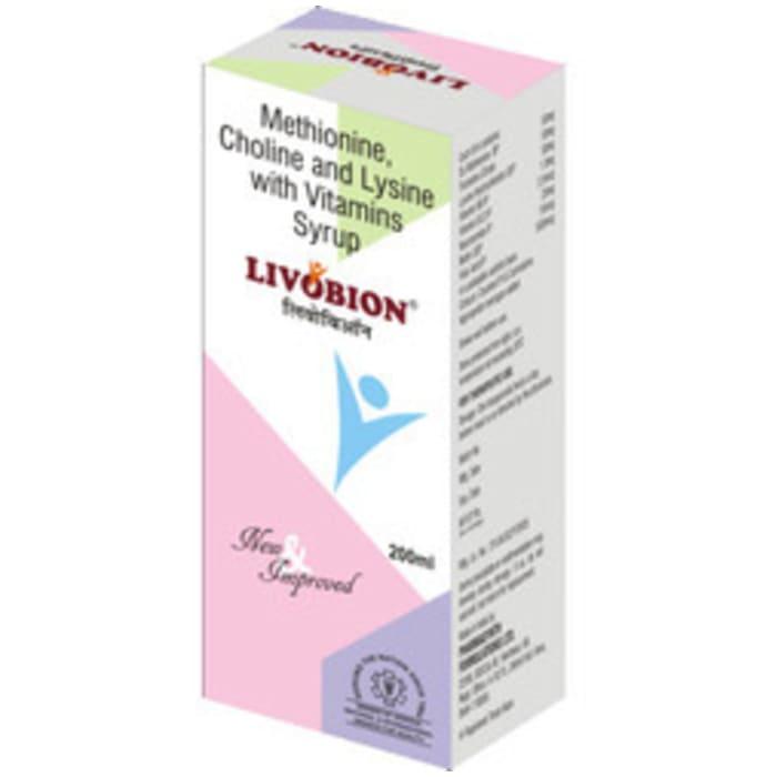Livobion Syrup