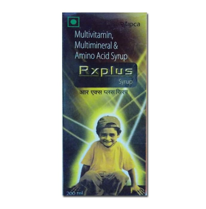 RX Plus Syrup
