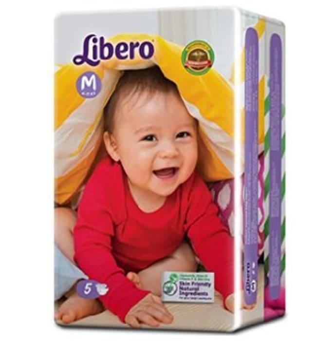 Libero Open  Diaper M