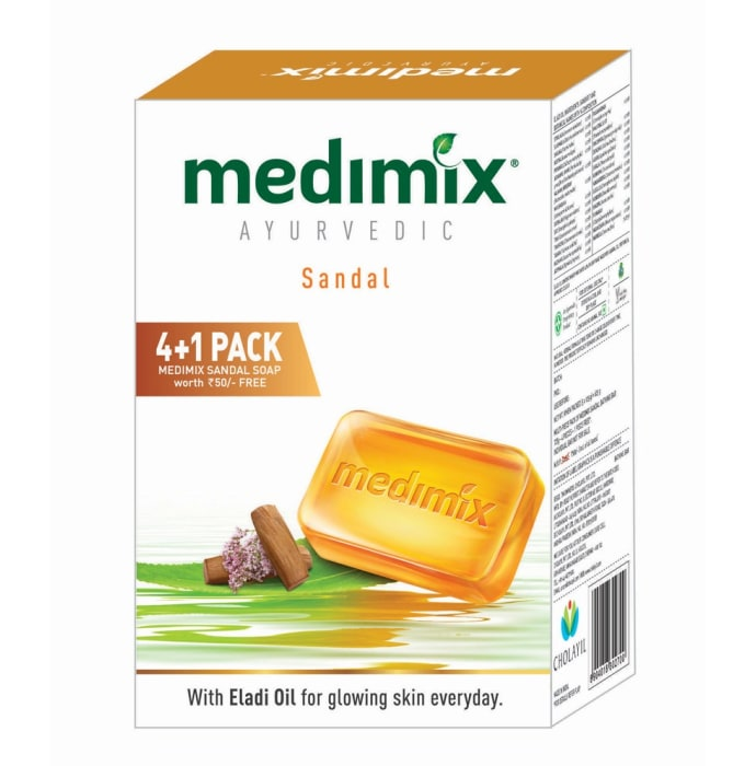 Medimix Ayurvedic Sandal  Soap 125gm