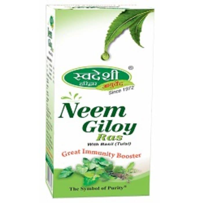 Swadeshi Neem Giloy Ras