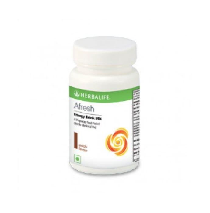 Herbalife Afresh Energy Drink Mix Elaichi