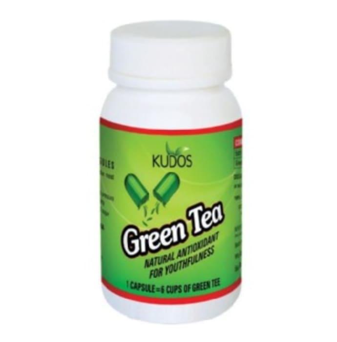 Kudos Green Tea  Capsule