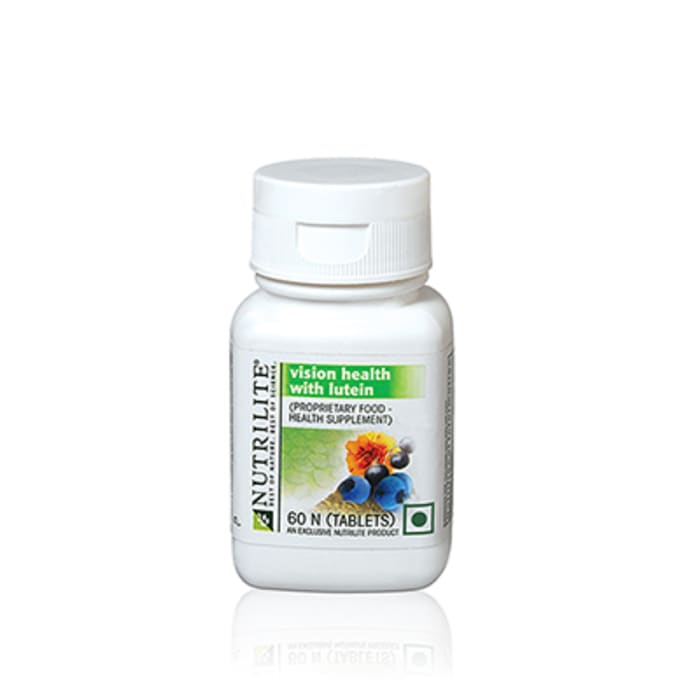 Amway Nutrilite Vision Health with Lutein Tablet