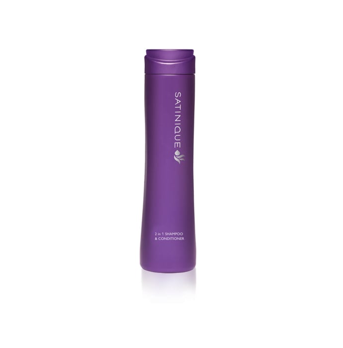Amway Satinique 2-IN-1 Shampoo & Conditioner