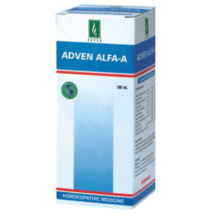 Adven Alfa-A  Tonic