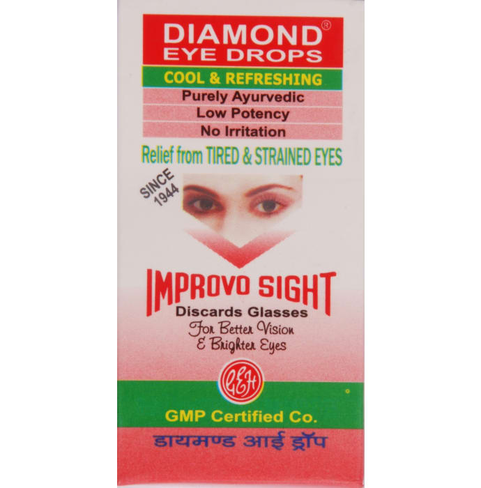Diamond Eye Drop