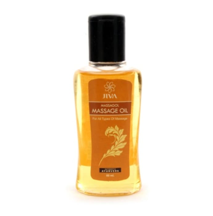 Jiva Massage Oil