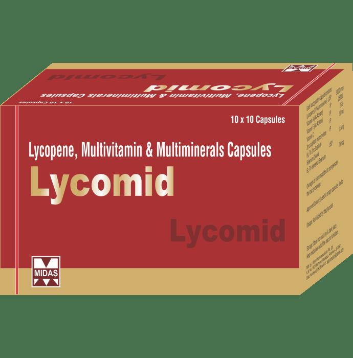 Lycomid Capsule