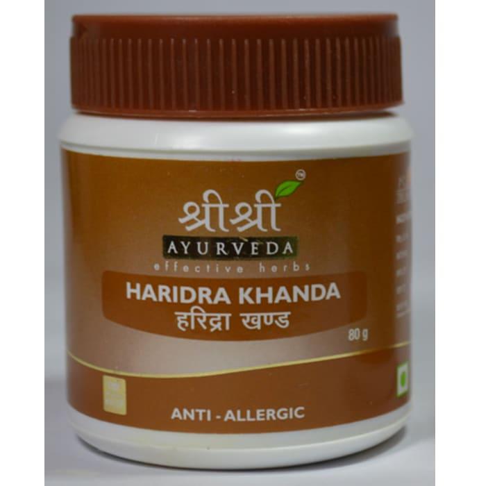 Sri Sri Tattva Haridra Khanda