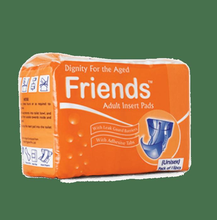 Friends Adult Insert Pads