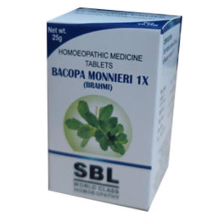 SBL Bacopa Monnieri Tablet 1X