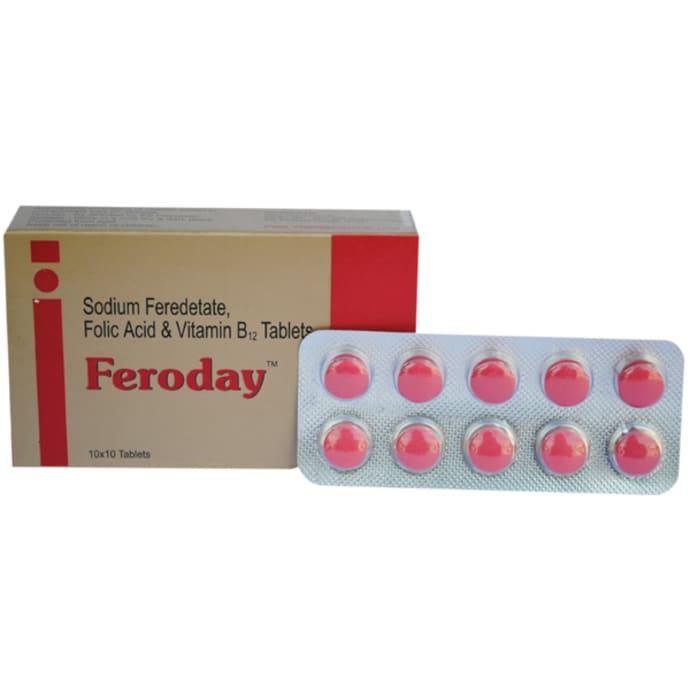 Feroday Tablet