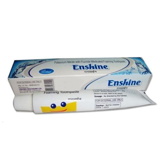 Enshine Toothpaste