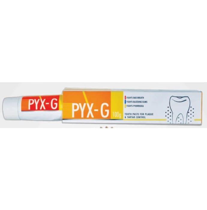 Pyx-G  Toothpaste