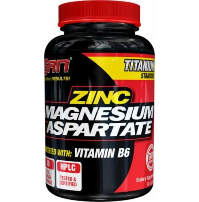 SAN Zinc Magnesium Aspartate Capsule