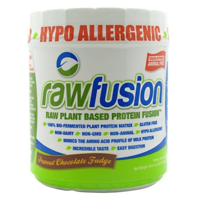 SAN Rawfusion Powder Peanut Chocolate Fridge