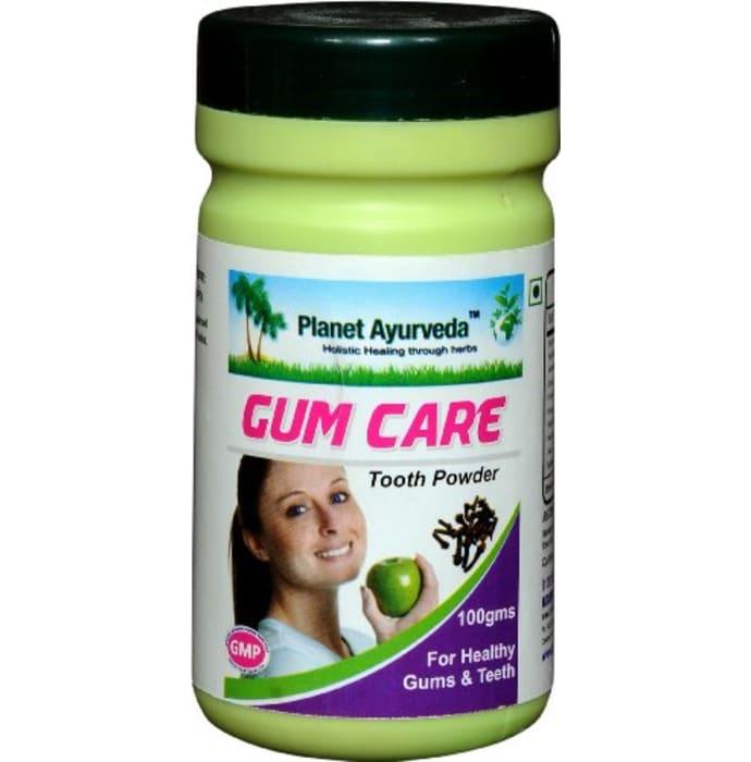 Planet Ayurveda  Gum Care Tooth Powder