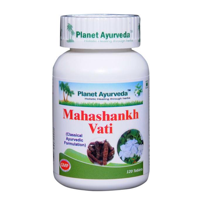 Planet Ayurveda  Mahashankh Vati