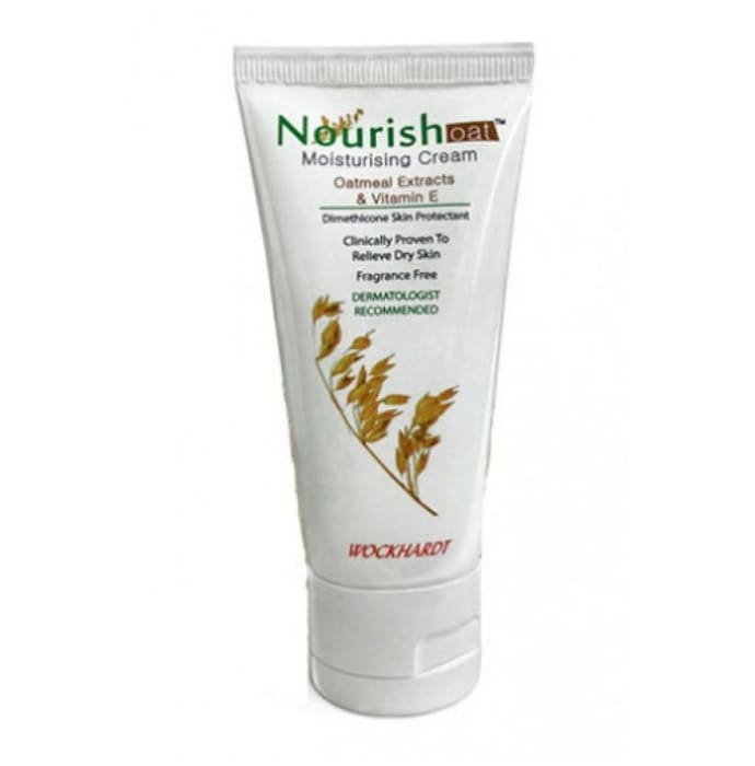Nourish Oat Moiturising Cream