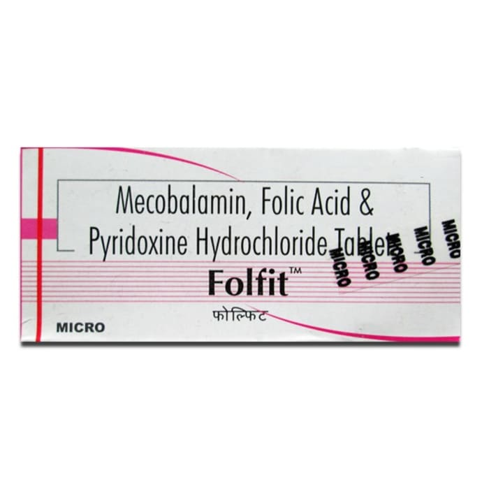 Folfit Tablet