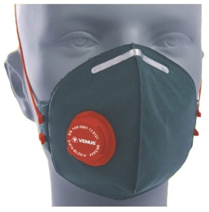 Venus V-414 Slov-V Ffp2 NR Respirator Mask (Pack OF 5)