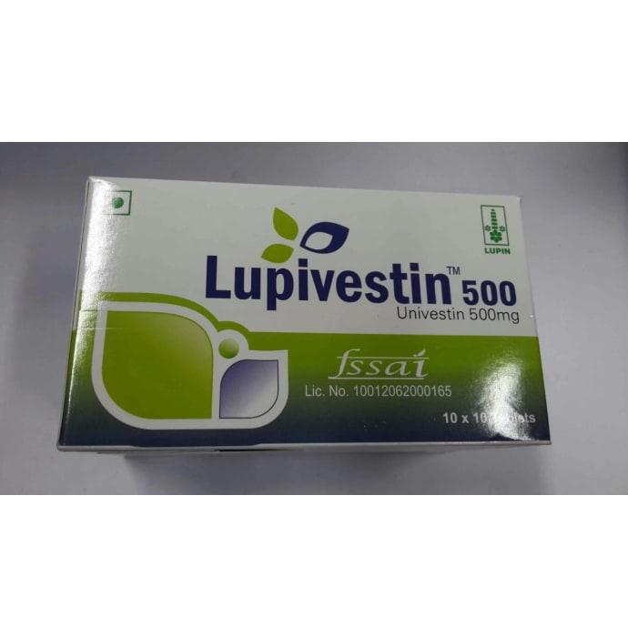 Lupivestin 500mg Tablet