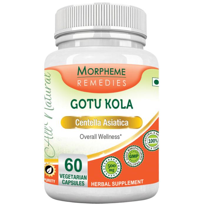 Morpheme Gotu Kola Capsule