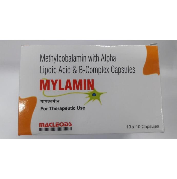 Mylamin Capsule