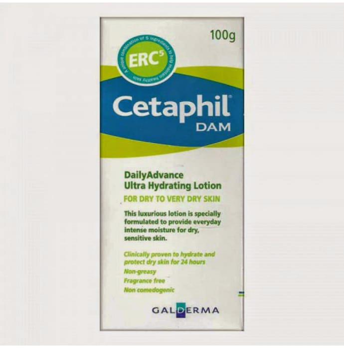 Cetaphil Dam Lotion