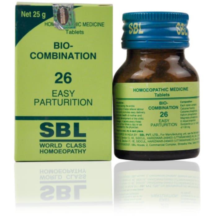 SBL Bio-Combination 26 Tablet