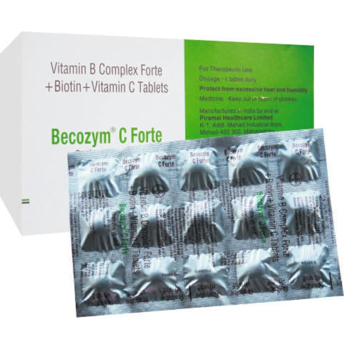 Becozym C Forte Tablet