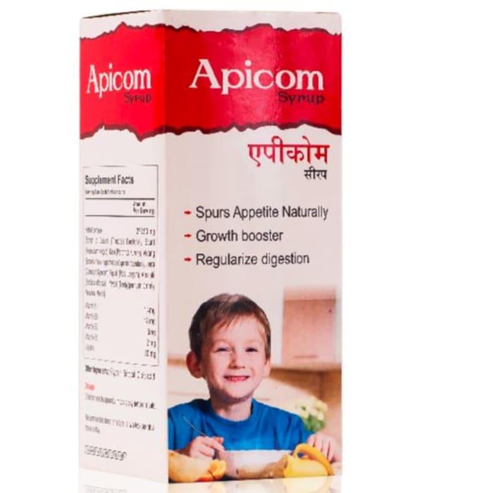 Apicom Syrup