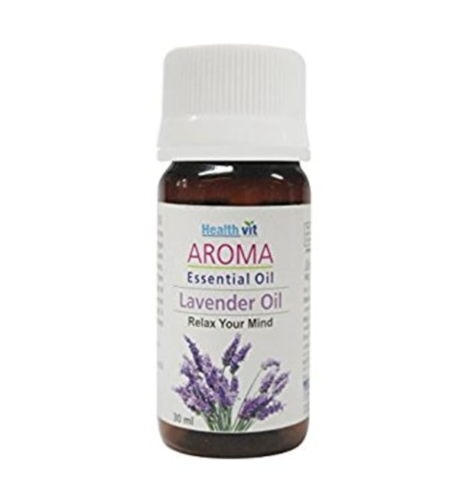 HealthVit Aroma Lavender Essential Oil