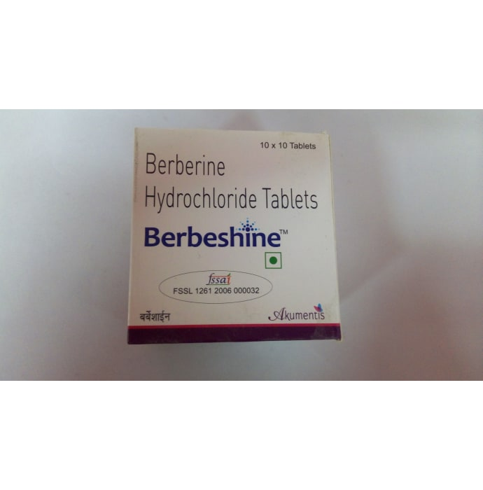 Berbeshine Tablet