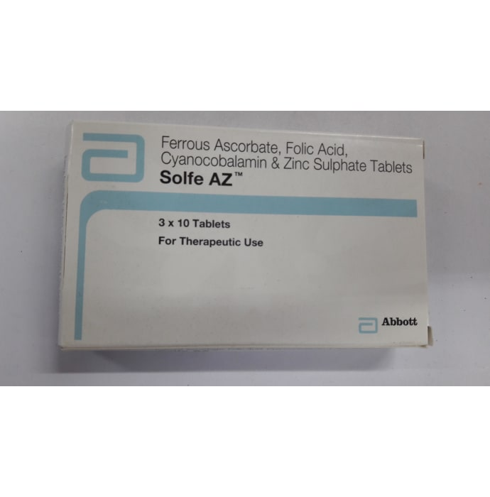 Solfe AZ Tablet